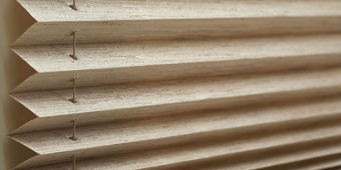 Single Pleated Blinds